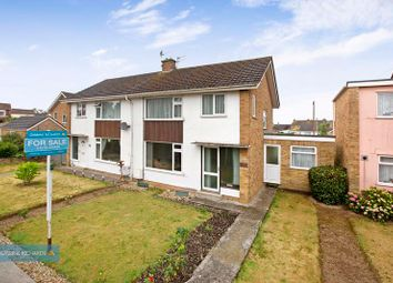 Thumbnail 3 bed semi-detached house for sale in Heathfield Close, North Petherton, Bridgwater