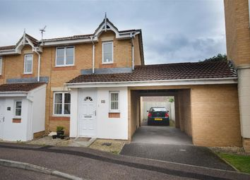 Thumbnail 3 bed end terrace house for sale in Corinum Close, Emersons Green, Bristol