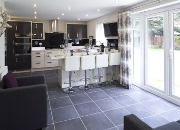 "Thumbnail 4 bed detached house for sale in ""Shelbourne"" at Kielder Gardens, Leyland"