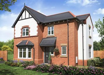 Thumbnail 4 bed detached house for sale in Harrington Park, Shevington, Wigan