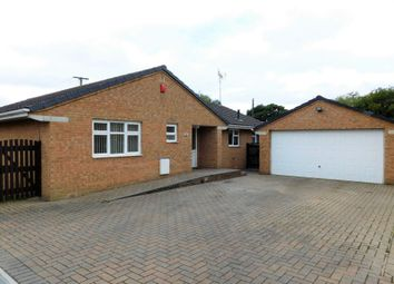 Thumbnail 4 bedroom bungalow for sale in Poppy Close, Upton, Poole