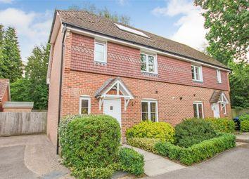 Thumbnail 3 bed semi-detached house for sale in 9 Springfield Gardens, Felbridge, Surrey