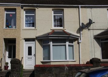 Thumbnail 3 bed terraced house to rent in Van Road, Caerphilly