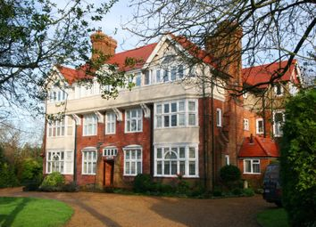 Thumbnail 1 bed flat for sale in Abbeyfields, Lower Edgeborough Road, Guildford, Surrey