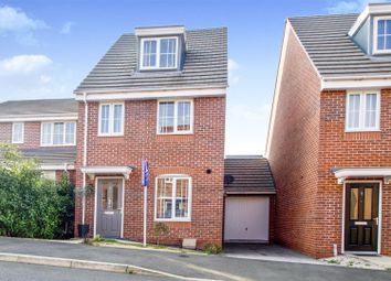 Thumbnail 3 bed link-detached house for sale in Parliament Way, Clipstone Village, Mansfield