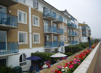 Thumbnail 3 bed flat to rent in The Strand, Brighton Marina Village, Brighton
