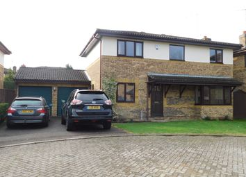 Thumbnail 4 bed detached house to rent in Five Archers, Orton Wistow, Peterborough