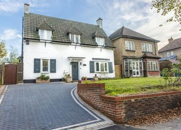 Thumbnail 3 bed detached house for sale in Ruskin Road, Carshalton Village, Carshalton