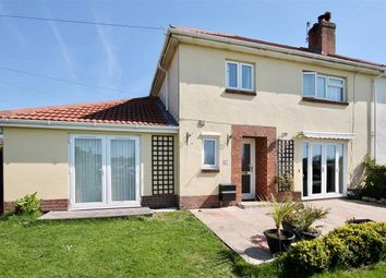 Thumbnail 5 bed semi-detached house for sale in Connaught Crescent, Parkstone, Poole