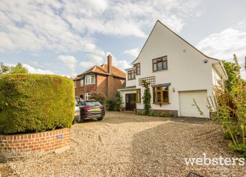 Thumbnail 5 bed detached house for sale in Eaton Road, Norwich