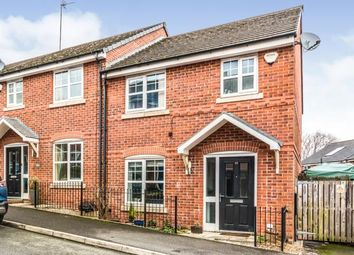 Thumbnail 3 bedroom semi-detached house for sale in Longshaw Close, Lower Crumpsall, Manchester, Greater Manchester