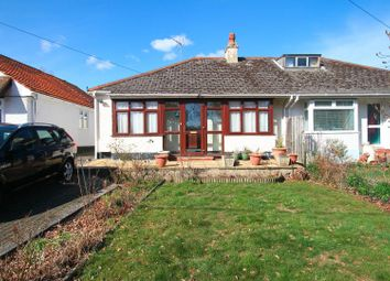 Thumbnail 2 bed semi-detached bungalow for sale in Busheyfield Road, Herne Bay