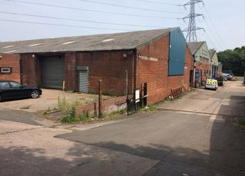 Thumbnail Warehouse to let in The Maple Centre, Bull Lane, Wednesbury, Birmingham, West Midlands