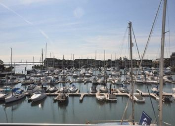 Thumbnail 2 bed flat to rent in Channel Way, Ocean Village, Southampton