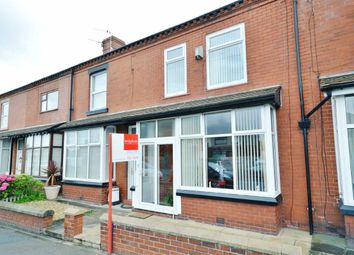 Thumbnail 3 bedroom terraced house for sale in St. Helens Road, Leigh