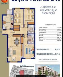 Thumbnail 1 bed apartment for sale in San Juan, Alicante, Spain