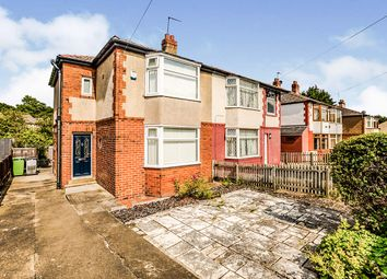 Thumbnail 3 bed semi-detached house for sale in Red Doles Road, Fartown, Huddersfield, West Yorkshire