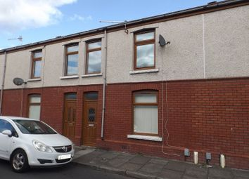 3 bed terraced house for sale in Vivian Terrace, Port Talbot, Neath Port Talbot. SA12