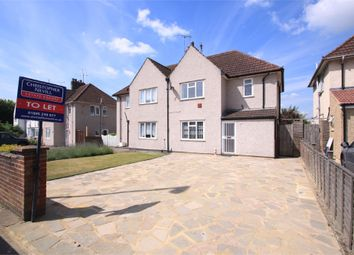 Thumbnail 4 bed semi-detached house to rent in Hillingdon Road, Uxbridge, Middlesex