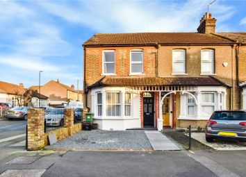 Thumbnail 3 bed end terrace house for sale in Lion Road, Bexleyheath