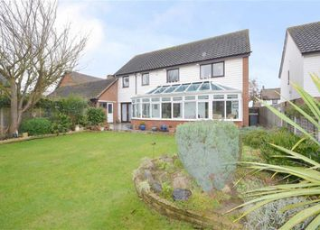 Thumbnail 5 bed detached house for sale in Challacombe, Thorpe Bay, Essex