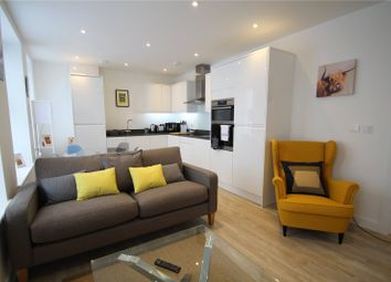 Thumbnail 2 bed flat to rent in Bury Fields, Guildford, Surrey