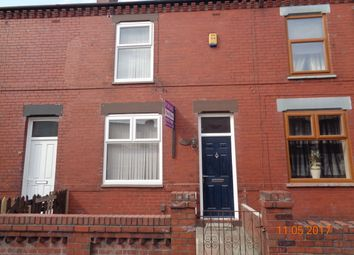 Thumbnail 2 bedroom terraced house to rent in Neville Street, Platt Bridge, Wigan