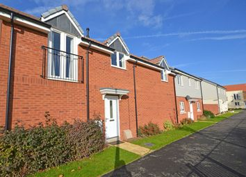Thumbnail 2 bed flat for sale in Vernon Crescent, Exeter