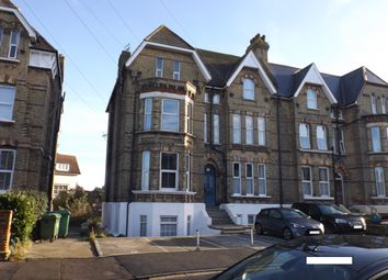 Thumbnail 1 bedroom flat to rent in Manor Road, Folkestone