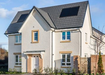 """Thumbnail 3 bedroom end terrace house for sale in """"Abergeldie"""" at Frogston Road East, Edinburgh"""
