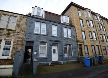 Thumbnail 4 bed flat for sale in Sidney Street, Saltcoats, Ayrshire