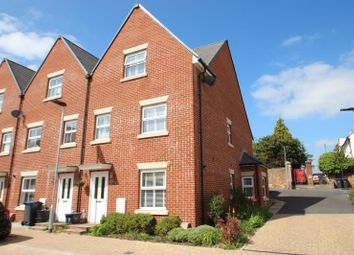 Thumbnail 4 bed end terrace house for sale in Jay Rise, Salisbury, Wilts
