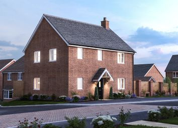 Thumbnail 3 bed detached house for sale in The Warmington, Hayfield Grange, Southam