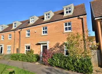 Thumbnail 5 bed detached house for sale in Jackson Way, Stamford