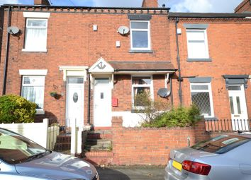 Thumbnail 2 bedroom terraced house for sale in Warwick Street, Chesterton, Newcastle-Under-Lyme
