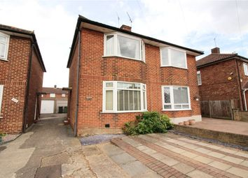 Thumbnail 2 bed semi-detached house for sale in Bullhead Road, Borehamwood, Hertfordshire