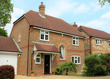 Thumbnail 4 bed detached house for sale in Brambles Close, Ash