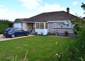 Thumbnail 2 bed detached bungalow for sale in Ash Lane, Newport