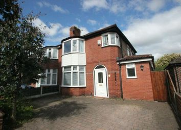 Thumbnail 3 bed semi-detached house for sale in Fairlands Road, Sale