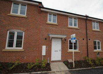 Thumbnail 3 bed terraced house to rent in Signals Drive, Coventry