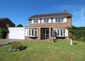 Thumbnail 4 bed detached house for sale in Grange Gardens, Wendover, Aylesbury