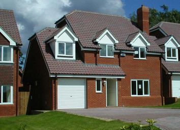 Thumbnail 4 bedroom detached house to rent in Rosemary Greene Close, Caxton, Cambridge