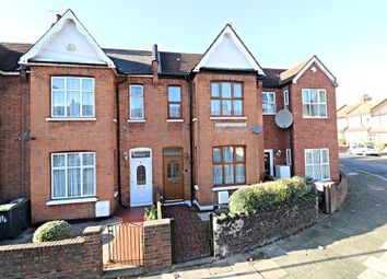 Thumbnail 3 bed terraced house for sale in Sandford Avenue, London