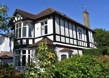 Thumbnail 4 bed detached house for sale in Salisbury Road, Carshalton