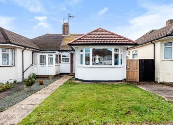 Thumbnail 3 bed semi-detached bungalow for sale in Borkwood Way, Farnborough, Orpington