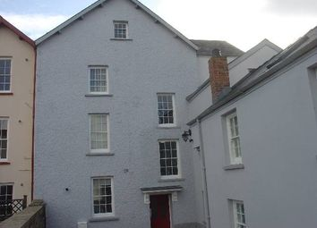 Thumbnail 1 bed flat to rent in Picton Terrace, Carmarthen, Carmarthenshire
