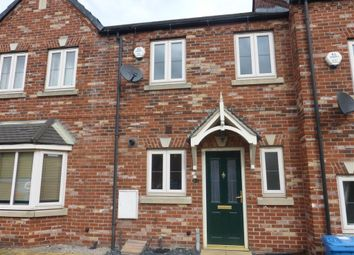 Thumbnail 2 bed terraced house to rent in Sherwood Road, Harworth, Doncaster