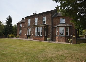 Thumbnail 6 bed detached house for sale in Chester Road, Sutton Weaver, Runcorn