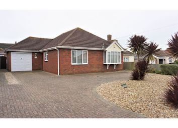 Thumbnail 3 bed detached bungalow for sale in 84 Frinton Road, Clacton-On-Sea
