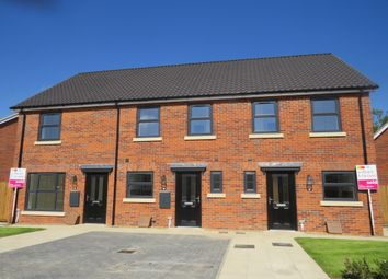 Thumbnail 2 bedroom terraced house for sale in Fortress Road, Carbrooke, Thetford